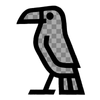 The Chequered Raven